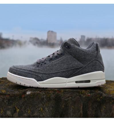 Купить Air Jordan 3 Retro Wool 854263-004 — 6,495.00 ₽