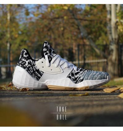 Купить adidas Harden Vol. 4 EF1260 'Cookies and Cream' баскетбольные кроссовки EF1260 — 6,493.50 ₽