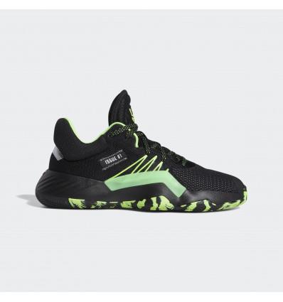 Купить adidas D.O.N. Issue 1 EF2805 'Stealth Spider-Man' баскетбольные кроссовки EF2805 — 6,640.50 ₽