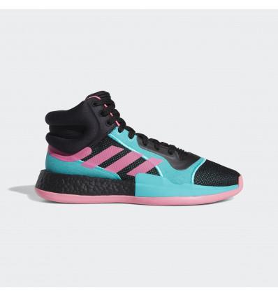 Купить adidas Marquee Boost EH2373 'Miami Heat' баскетбольные кроссовки EH2373 — 9,999.00 ₽
