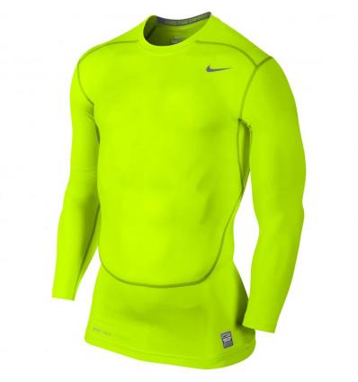 52ebf42e Купить Nike Pro Core компрессионная кофта 449794 702