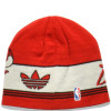 Купить adidas NBA Beanie Chicago Bulls шапка D82548 — 298 руб ₽