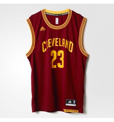 Купить adidas Cleveland Cavaliers LeBron James Replica игровая майка A61196 — 2,793.00 ₽